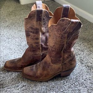 Justin Women's Bent Raul Western Boots🌟